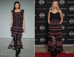 Margot Robbie In Zimmermann - Nissan Futures 3.0 - The Car and Beyond