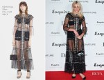 Pixie Lott In Christian Dior - Esquire Townhouse
