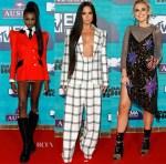 2017 MTV EMAs Red Carpet Roundup