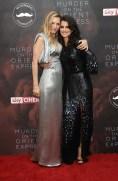 Michelle Pfeiffer iIn Prada and Penelope Cruz In Temperley London