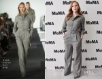 Jessica Chastain In Ralph Lauren - MoMA's Contenders Screening of 'Molly's Game'