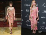 Kate Bosworth In Antonio Marras - HFPA and Instyle Celebration of the 2018 Golden Globe Awards