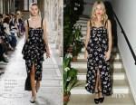 Sienna Miller In Proenza Schouler - 'Phantom Thread' New York Premiere After-Party