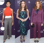 The Hollywood Reporter's 2017 Women In Entertainment Breakfast Red Carpet Roundup