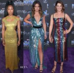 'Black Panther' World Premiere Red Carpet Roundup