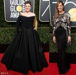 2018 Golden Globe Awards Red Carpet Roundup