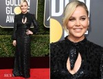 Abbie Cornish In Moschino - 2018 Golden Globe Awards