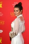 Lea Michele In Elisabetta Franchi