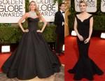 Golden Globes 2018: Black Dress Code