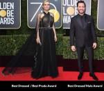 2018 Golden Globe Awards Fashion Critics' Roundup