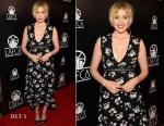 Greta Gerwig In Proenza Schouler  - 43rd Annual Los Angeles Film Critics Association Awards