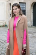 Lake Bell In Elizabeth and James & Max Mara - Bonpoint Fall 2018 Children's Fashion Show