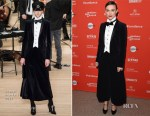 Keira Knightley In Chanel - 'Colette' Sundance Film Festival Premiere