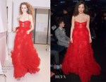 Lorde In Valentino - 2018 Grammy Awards