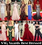 Who Was Your Best Dressed At The 2018 SAG Awards?