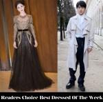 Best Dressed Of The Week - Fan Bingbing In Elie Saab Couture, Margot Robbie In Rodarte & Liu Hao In Louis Vuitton