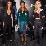 'Black Panther' New York Screening Red Carpet Roundup