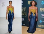 Issa Rae In Oscar de la Renta - 2018 American Black Film Festival Honors Awards