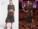 Laura Carmichael In Markus Lupfer - Autograph Collection Hotels Short Film Award