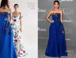 Sarah Hyland In Carolina Herrera - 2018 Costume Designers Guild Awards