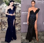 Who Wore Zuhair Murad Couture Better? Fan Bingbing or Heidi Klum?