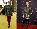Billie Lourd In Gucci - 2018 FX Annual All-Star Party