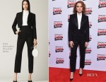 Daisy Ridley In Sara Battaglia -  Empire Awards 2018