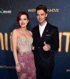 Bella Thorne in Raisa & Vanessa and Patrick Schwarzenegger in Dzojchen - 'Midnight Sun' LA Premiere