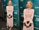 Naomi Watts In Bottega Veneta - 'Harry Clarke' Opening Night