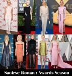 Which Was Your Favourite Saoirse Ronan Awards Season Look?