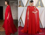 Sofia Carson In Giambattista Valli - 2018 Oscars