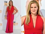 Amy Schumer In Brandon Maxwell - 'I Feel Pretty' LA Premiere