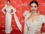 Deepika Padukone In Anamika Khanna  - 2018 Time 100 Gala