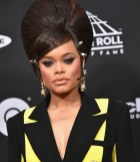 Andra Day In Victoria Hayes - Rock & Roll Hall of Fame Induction Ceremony
