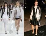 Lea Seydoux In Louis Vuitton - Madame Figaro Dinner