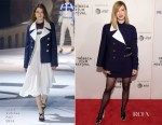 Lea Seydoux In Louis Vuitton - 'Zoe' Tribeca Film Festival Premiere