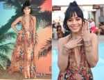 Vanessa Hudgens In Missoni - SinfulColors Festival Collection Launch Party