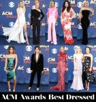 Who Was Your Best Dressed At The 2018 ACM Awards?
