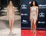 Ciara In Julien Macdonald - 2018 Billboard Music Awards