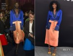 Gabrielle Union In Peter Pilotto - 'Breaking In' Meet-And-Greet