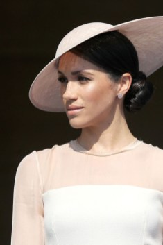Meghan, Duchess of Sussex In Goat