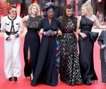 Jurors Protest At The 'Girls Of The Sun (Les Filles Du Soleil)' Cannes Film Festival Premiere