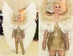 Katy Perry In Atelier Versace - 2018 Met Gala