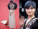 Li Yuchun In Gucci - 'Everybody Knows' Cannes Film Festival Screening