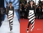 Li Yuchun In Jean Paul Gaultier Couture -  Yomeddine' Cannes Film Festival Premiere
