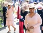 Oprah Winfrey In Stella McCartney - Prince Harry & Meghan Markle's Royal Wedding