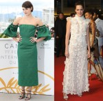 Phoebe Waller-Bridge In Mother of Pearl & Giambattista Valli Haute Couture - 'Solo: A Star Wars Story' Cannes Film Festival Premiere