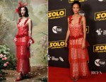 Thandie Newton In Rodarte - 'Solo: A Star Wars Story' London Screening