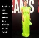 Best Dressed Of The Week - Sarah Paulson In Prada