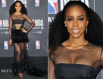 Kelly Rowland In Uel Camilo - 2018 NBA Awards